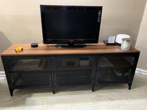 TV unit- (59 X 14 1/8 X 21 1/4) for Sale in Washington, DC