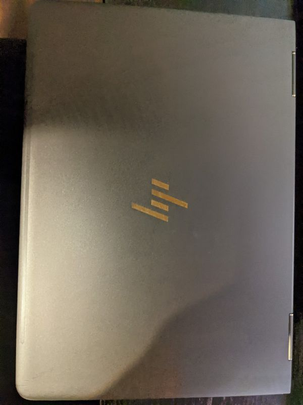 "HP spectre X360 13"" Laptop (2017)"