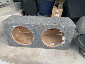 """10"""" sub box for Sale in Bristol, CT"""