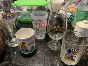 Collectibles glasses for Sale in Ripon, CA