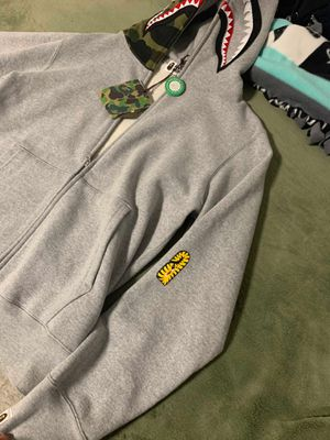 BAPE JACKET for Sale in Moreno Valley, CA