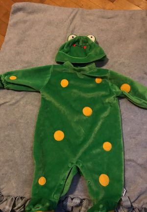 Frog Pajamas (Or Costume) for Sale in Modesto, CA