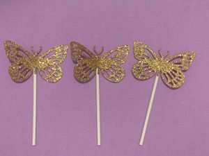 Butterfly cupcake toppers for Sale in Lakewood, CA