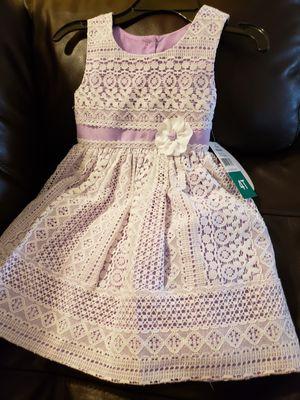 4T girls fancy dress NWT for Sale in Frederick, MD