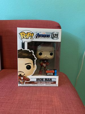Iron man for trade for Sale in West Covina, CA