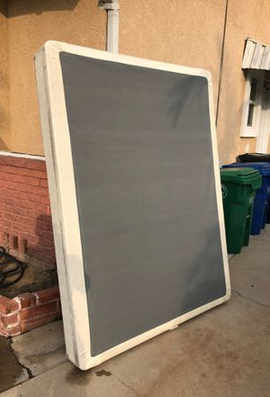 FREE - Queen Size Bed Box Frame for Sale in Maywood, CA