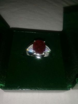 Mens sterling silver ring sz 10.5 for Sale in Utica, OH