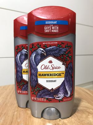 Old spice Hawkridge Deodorant - Wild collection for Sale in Philadelphia, PA