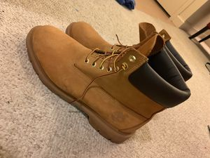 Sz 10.5 Timberland boots for Sale in Arlington, VA