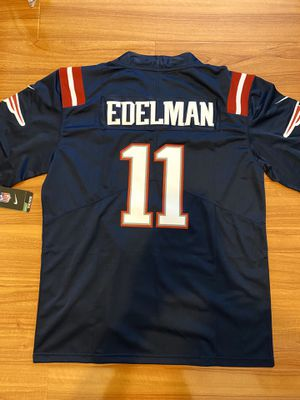 Julian Edelman New England Patriots Nike NFL Stitched Football Jersey for Sale in West Covina, CA