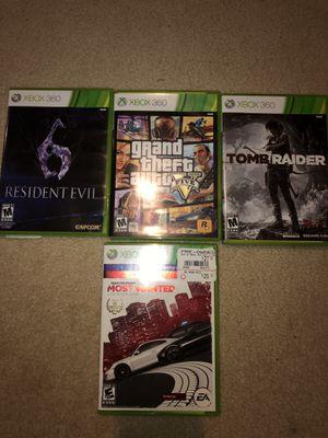 Xbox 360 games for Sale in Burke, VA