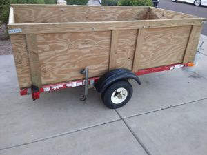 Utility trailer. 8 x4 for Sale in Gilbert, AZ
