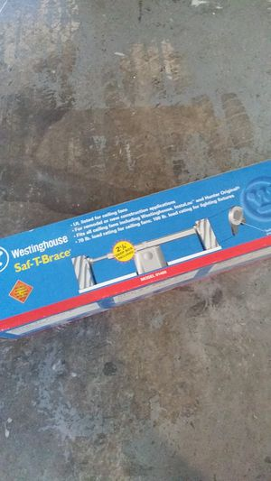 Ceiling fixture brace/mount for Sale in Vancouver, WA