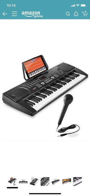 Hamzer 61-Key Digital Music Keyboard for Sale in Berkeley, CA