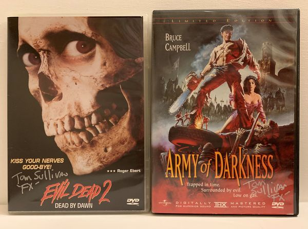 13 Lot of evil dead collection