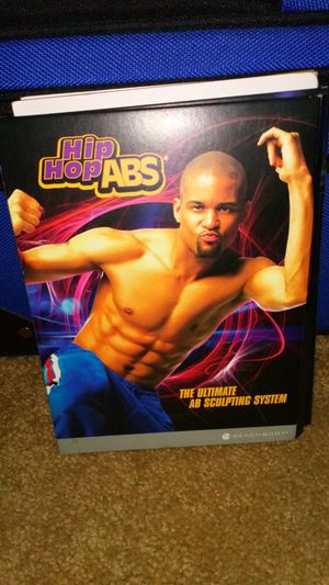 Hip pop abs workout for Sale in Corona, CA