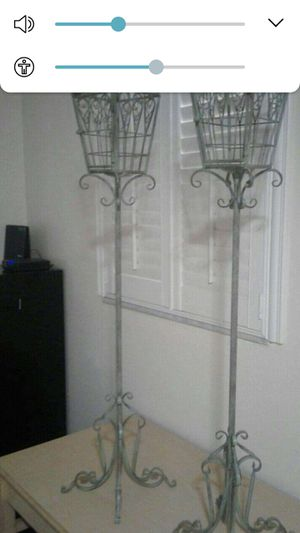 4 ft High Candle Holders for Sale in Tampa, FL