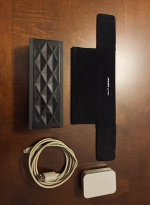Jambox Jawbone Bluetooth speaker for Sale in McHenry, IL