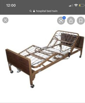 Hospital Bed Twin for Sale in Fremont, CA