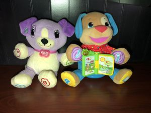 Leapfrog push and learn dolls for Sale in Utica, MI
