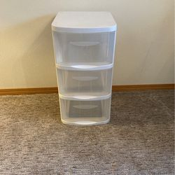 3 Drawer Storage Unit for Sale in Vancouver,  WA