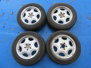"""16"""" Mercedes CL S Class CL500 CL600 S320 S420 S600 rims wheels tires #6301 for Sale in Hallandale Beach, FL"""
