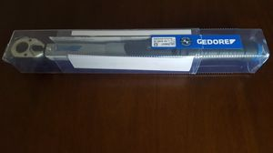 """Gedore Dremaster UK 1/2"""" 20-100 Nm Torque Wrench for Sale in Austin, TX"""