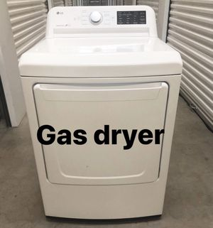 LG gas dryer for Sale in Chandler, AZ