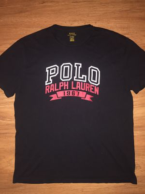 Polo by Ralph Lauren Spell out T shirt for Sale in Alexandria, VA