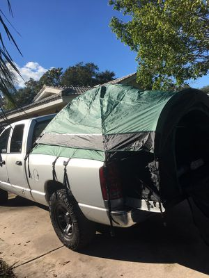 Truck bed tent for Sale in Seminole, FL