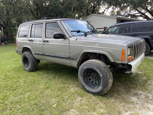 2001 Jeep Cherokee XJ for Sale in Plant City, FL