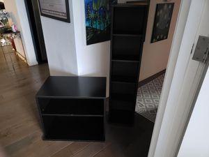 Black Shelves for Sale in Seattle, WA