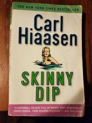 Skinny Dip by Carl Hiaasen for Sale in Providence, RI