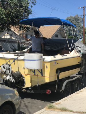 1974 SeaRay Fishing Boat for Sale in Los Angeles, CA
