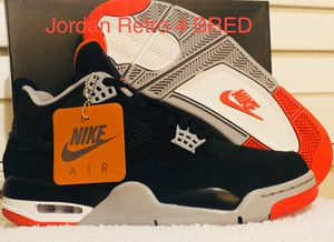 "Air Jordan 4 Retro OG ""BRED 2019"" for Sale in Land O Lakes, FL"