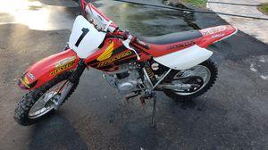 Honda 80cc Dirt bike for kids for Sale in Kissimmee, FL