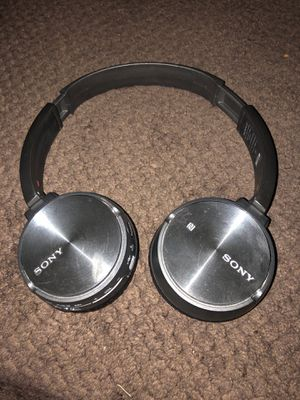 Sony Bluetooth headphones for Sale in Burke, VA