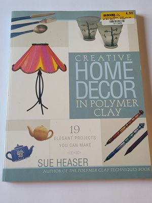 Polymer Clay Book for Sale in Berea, OH