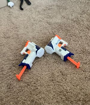 Two nerf guns for Sale in Sarasota, FL