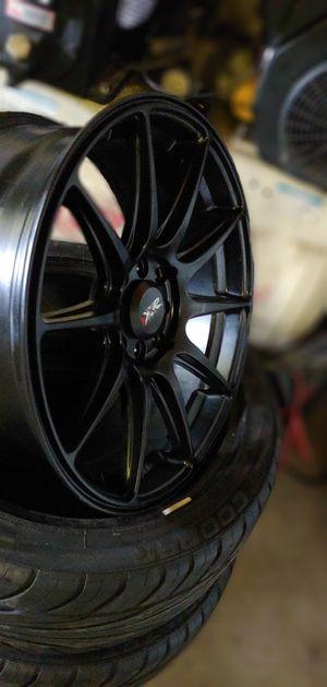 R17 XXR Wheels for Sale in Bellflower, CA