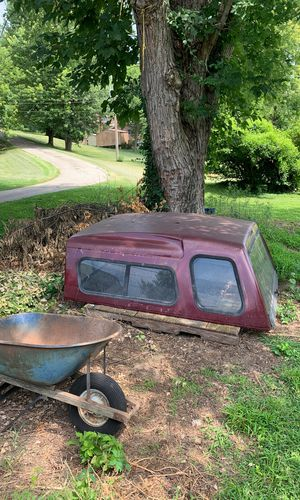 Camper shell for Sale in St. Peters, MO