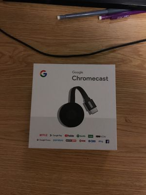 Chrome cast for Sale in Wilmore, KY