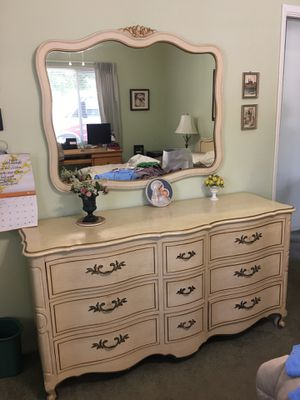 Drexel French Provincial Touraine bedroom set for Sale in Arcadia, CA