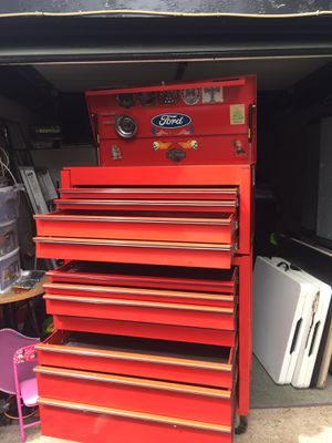 sale or trade ..Blue point snap on tool box for Sale in Hamilton Township, NJ
