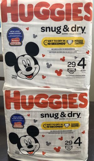Huggies diapers for Sale in San Jacinto, CA