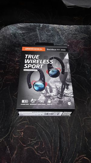 PLANTRONICS BACKBEAT FIT 3100 for Sale in Portland, OR