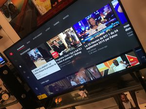 LG SMART TV ..YOUTUBE-NETFLEX-etc...55 inches for Sale in Philadelphia, PA