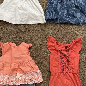 Baby Girl Clothes 6-12 Months for Sale in Tustin, CA
