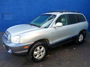 2006 Hyundai Santa Fe**$2995**AWD**Runs Great!** for Sale in Detroit, MI