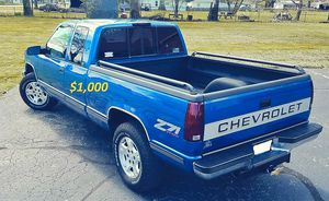 🔥$1000 I'm selling my Chevrolet 1500 Silverado 1997 for Sale in St. Louis, MO